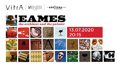 VBenzeri Mekan Film Gösterimleri 07: Eames: The Architect and the Painter billets