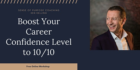 FREE ONLINE WORKSHOP. Get 10/10 Career Confident. Tickets