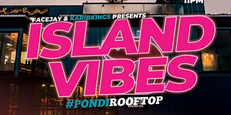 ISLAND VIBES PON DI ROOFTOP tickets