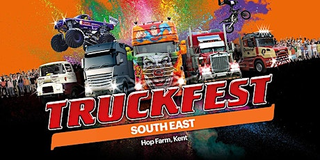 Truckfest South East Truck Entry 2021 tickets