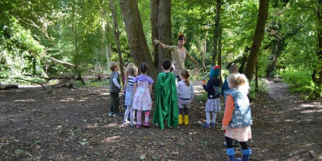 Dernwood Children's Woodland Club - Sunday Morning Session tickets