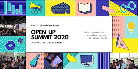 Open UP Summit 2020 tickets