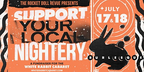 Support Your Local Nightery! (Saturday) tickets
