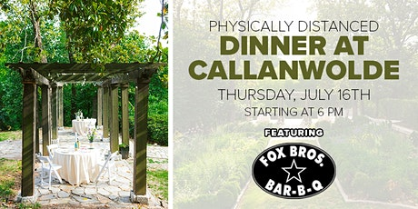 Fox Bros Bar-B-Q - Outdoor Dinner at Callanwolde tickets