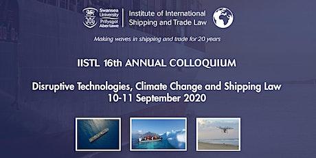 IISTL 16th Annual Colloquium tickets