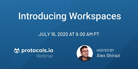 Introducing Workspaces tickets