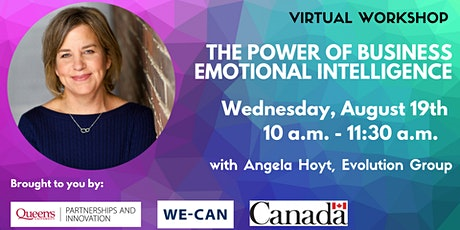 The Power of Business Emotional Intelligence tickets