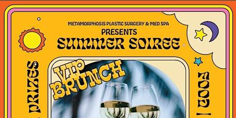 VIP Summer Brunch Soiree tickets