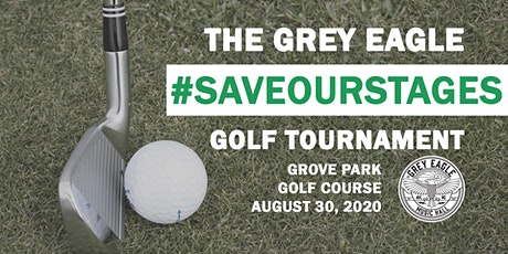 #SaveOurStages Golf Tournament tickets