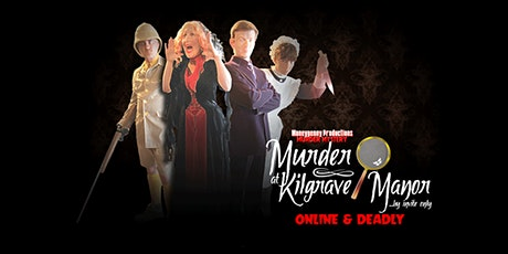 Murder at Kilgrave Manor: An Online Whodunit in which YOU are the Detective tickets