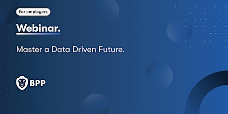 Master a Data Driven Future with guest speakers Tesco Mobile and KPMG. tickets