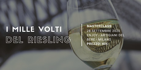 I mille volti del Riesling | Masterclass Degustibuss tickets