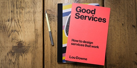 Designing Good Services 1 day masterclass (£295) tickets