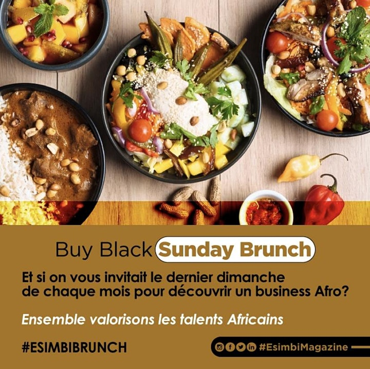Sunday Brunch: Network and Shopping image
