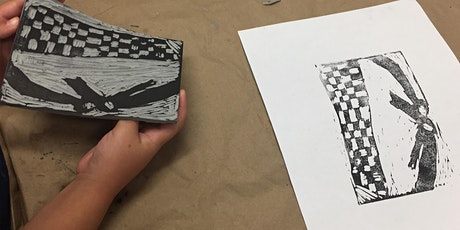 ART CAMP- Printmaking - Week 4  - Morning OR Afternoon session tickets