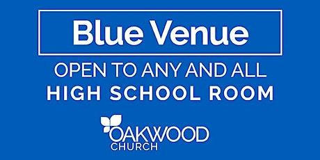 Blue Worship Venue tickets