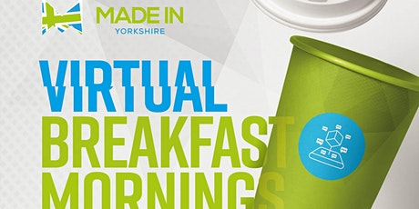 Made in Yorkshire Virtual Breakfast Morning with Hazel4D tickets