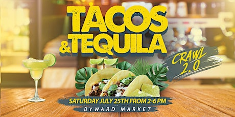 Ottawa's Tacos & Tequila Crawl | National Tequila Day tickets