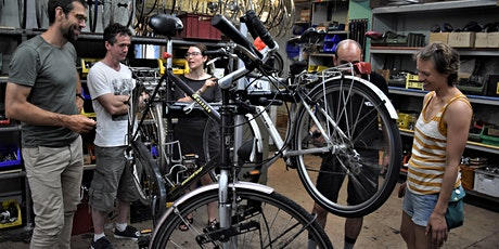 VR 21.08 & WO 26.08 : Beginners. Ken je fiets! tickets