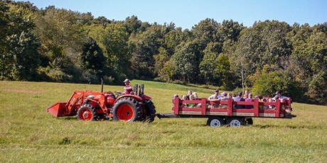 Friday Night Hayrides at Franklin  Farm tickets