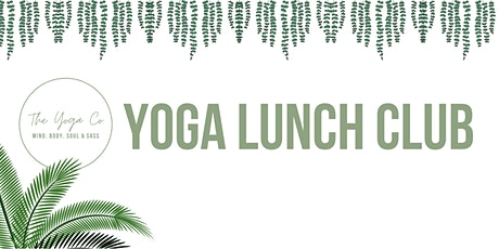The Yoga Co. 22nd November tickets