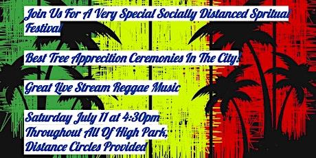 High Park Tree Appreciation Society & Social Distanced Reggae Festival tickets
