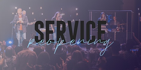 9AM | July 19 |  Sunday Service tickets