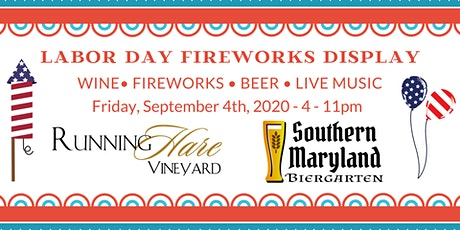 VIP Labor Day Fireworks Display tickets