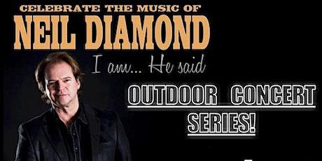 I Am, He Said - A Celebration of Neil Diamond starring Matt Vee tickets