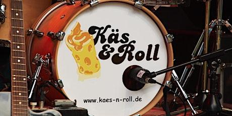 KÄS änd ROLL live im Biergarten Bayerischer Hof in Kempten! Tickets