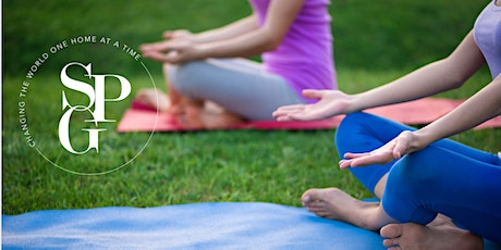 Elevate MoCo Outdoor Yoga with SPG and Shannon Phelan tickets