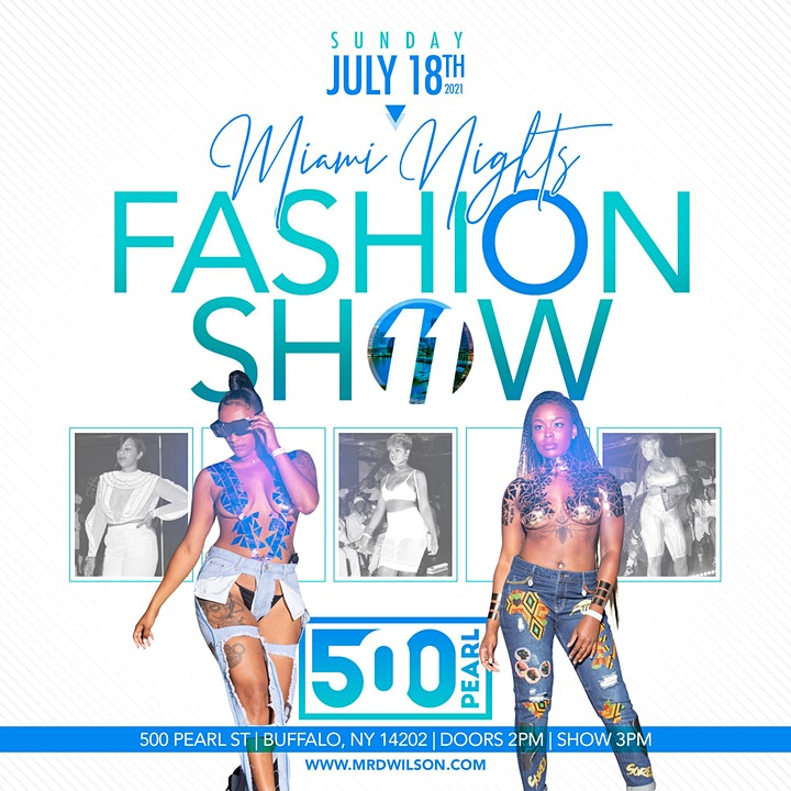 Miami Nights 11 Fashion Show image