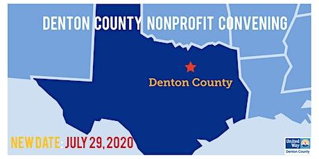 Denton County Nonprofit Convening tickets