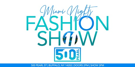 Miami Nights 11 Fashion Show tickets