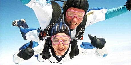 R Charity Skydive tickets