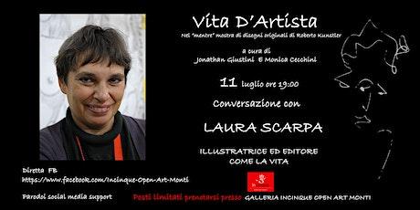 Vita d' Artista Laura Scarpa biglietti