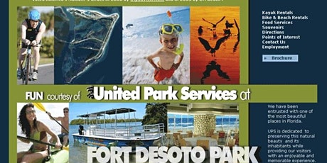 All Day Fort Desoto tickets
