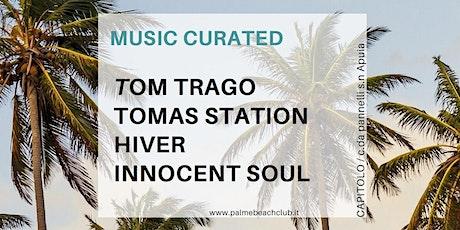 SUNSET  BEACHFRONT  #3 TOM TRAGO biglietti