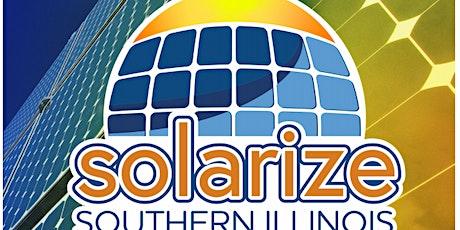 SolarizeSI Online Power Hour tickets