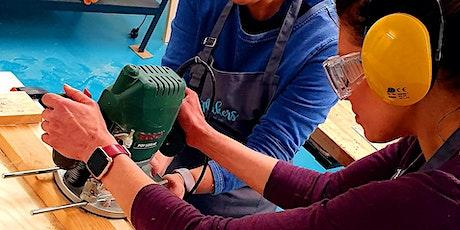 DIY Workshop Day tickets