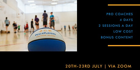 PeacePlayers Virtual Basketball Camp 2020 tickets