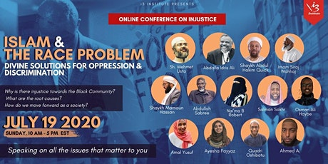 Islam and the Race Problem Conference tickets