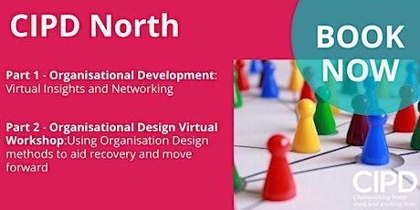 Organisational Design Virtual Workshop: Using Organisation Design - Part 2 tickets