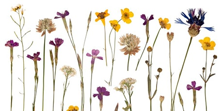 Flower Pressing Workshop tickets