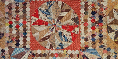 19th Century Patchwork from the Gawthorpe Textiles Collection tickets