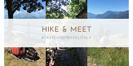 Hike & Meet (LAGO DI COMO) biglietti