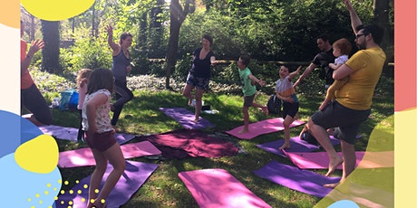ONLINE: The Animal Kingdom - Family Yoga Workshop tickets