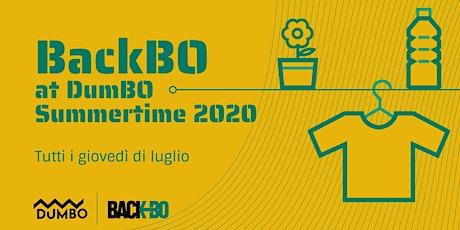 BackBO at DumBO Summertime 2020 tickets