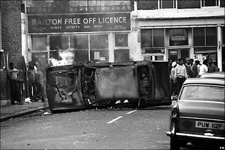 SALON NO.77: STREETS OF LONDON - CABLE STREET + RAILTON ROAD image