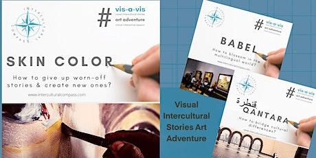 Visual Intercultural Stories - ART ADVENTURE in September tickets